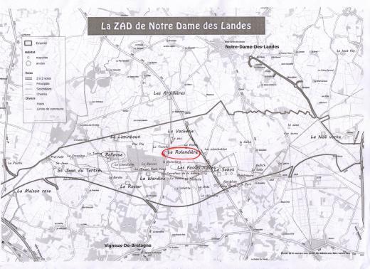 ZAD map